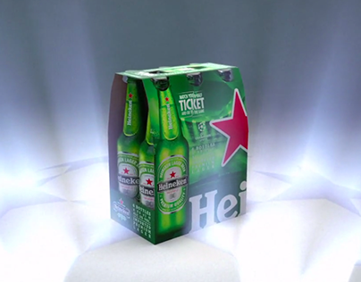Heineken- Match Your Ticket TVC