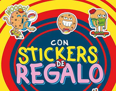 Gaona Stickers