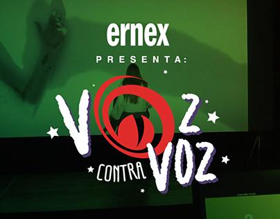 Voz contra Voz - Ernex