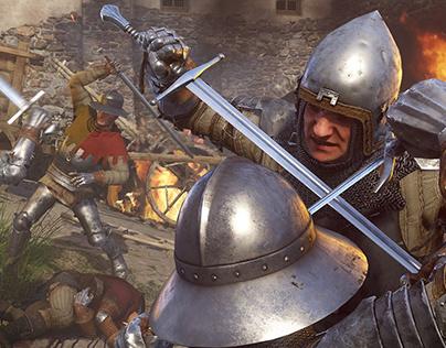 Kingdom Come Deliverance Low FPS on Behance