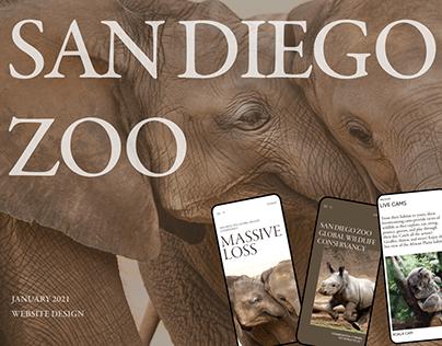 San Diego Zoo (website 2021)