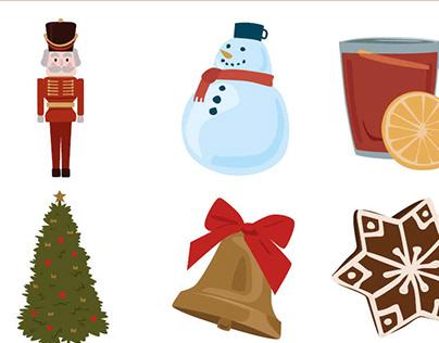 Christmas: Memory game