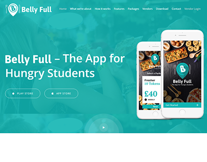 Belly Full: Food App for Students