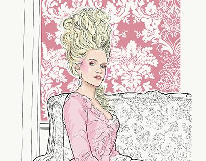 Marie-Antoinette/Nadya