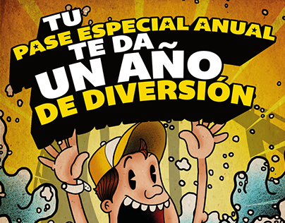 Propuesta Parque Diversiones / Comic