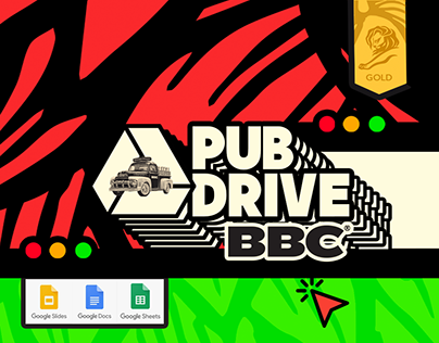 Pub Drive BBC - Gold Digital YL Competitions Co - 2021.