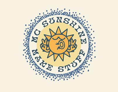 MC Sunshine - Font