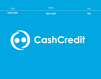 Cash Credit - Social Media Design