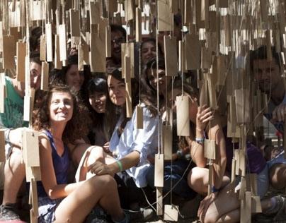 Student Project - MEDS / Sound Forest