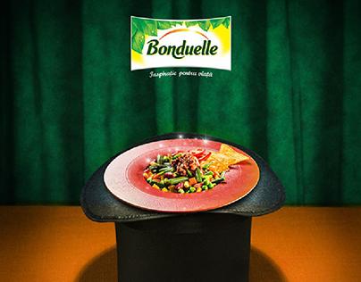 Bonduelle Magic in a Dish Digital Posts
