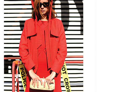 Brandbook & banners for online fashion store