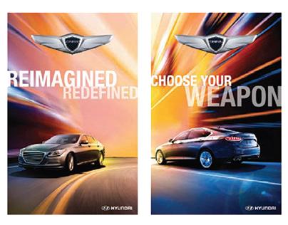 Hyundai SEMA 2015 concepts