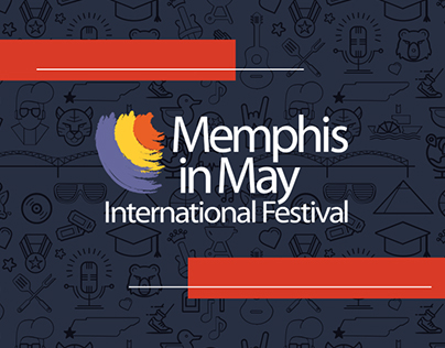 Memphis In May Web Design