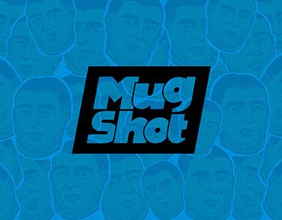 MugShot Portrait Stickers