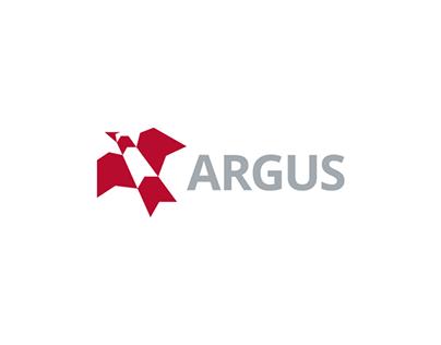 Logo ARGUS koncept