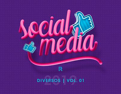 Social Media 2019 | Diversos - Vol. 01