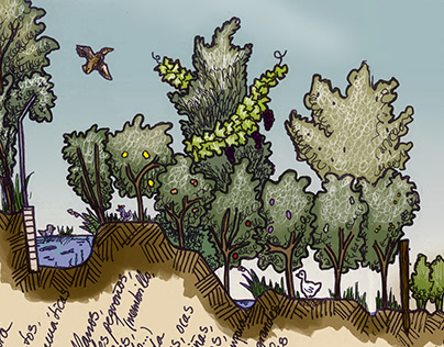 Permaculture Sketchbook #3