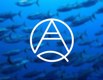 AQA POWER GROUP / Logo