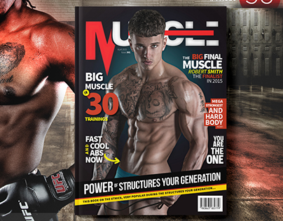 MUSCLE - Fitness Magazine