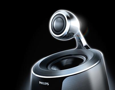 Fidelio Soundsphere DS6600/6800 | PHILIPS