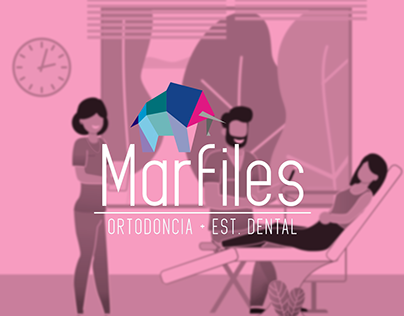Marfiles, Argentina - animated video