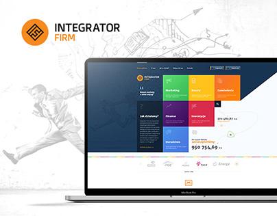 Integrator Firm / UI/UX & Development