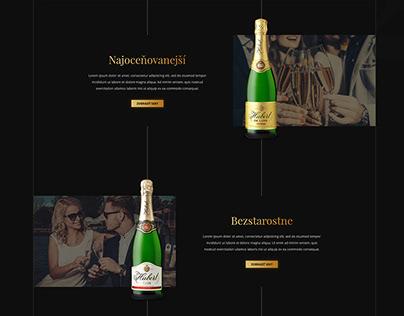 Hubert | web concept
