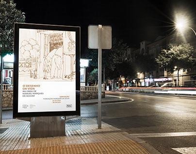 Design da Exposição - Fundação Marques da Silva