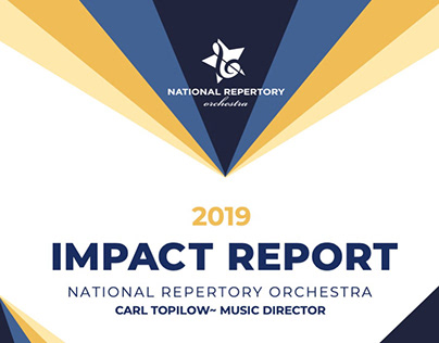 National Repertory Orchestra 2019 Impact Report