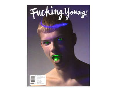 FUCKING YOUNG! MAGAZINE NO.11