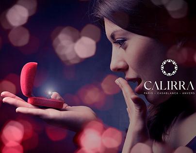 Maison Calirra - Identité visuelle / Branding