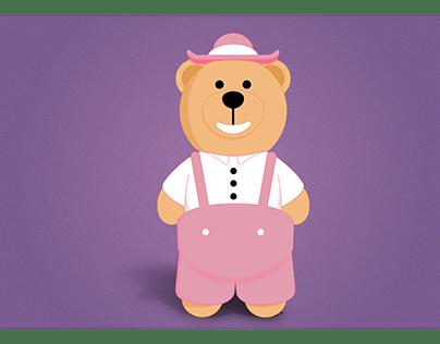 Amish Bear
