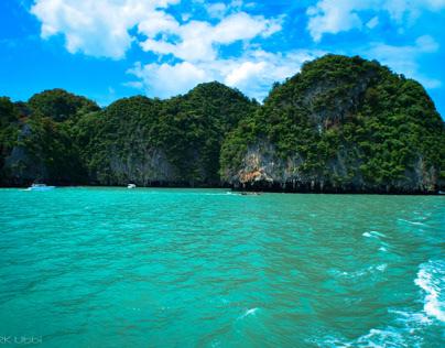 Singapore and Phuket