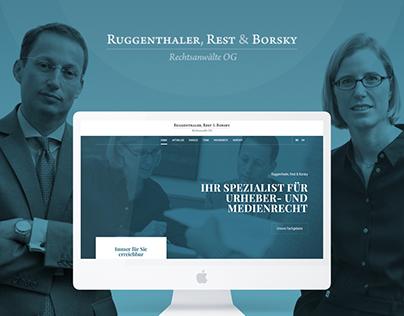 Ruggenthaler, Rest & Borsky