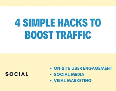 Quick Hacks To Boost Traffic