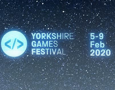 Yorkshire Games Festival 2020