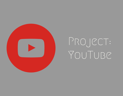 Project: YouTube