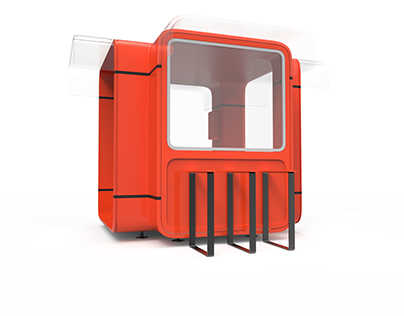 K67 Kiosk - Urban Development Study