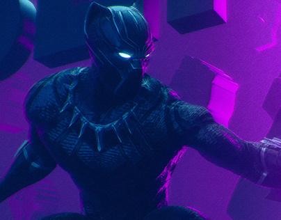 Black Panther x BLM