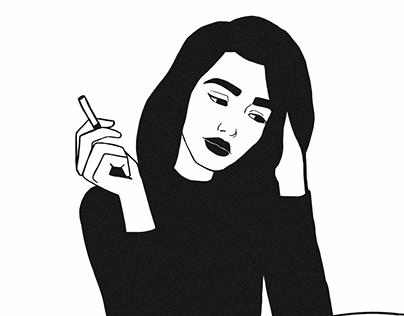 Desenhos - Ansiedade