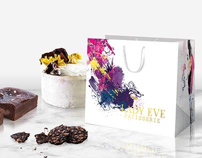 LADY EVE PATISSERIE — Packaging