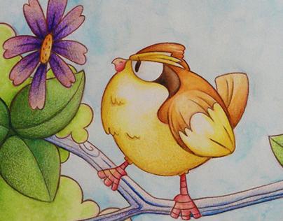 #16 - Pidgey