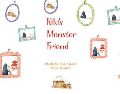 Kiki's Monster Friend