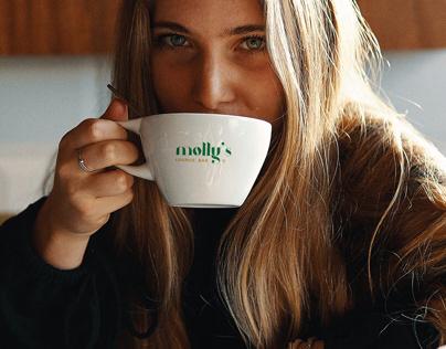 🇽🇰 Molly's Brand Identity