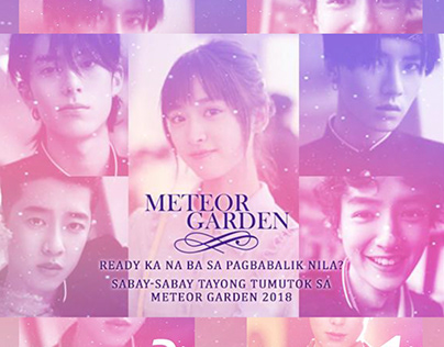 Meteor Garden Presentation Deck