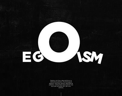 -ISM / Minimal Typography