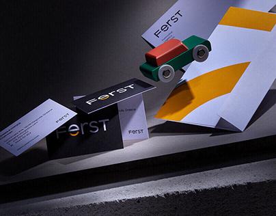 FERST Logistics - Branding