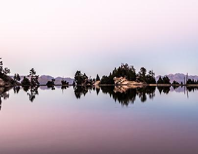 Panoramiques en Montagne
