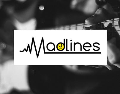 Madlines Logo