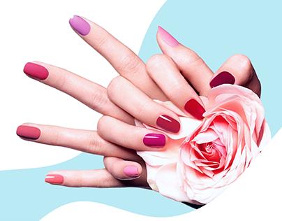 EUPHORIA Manicure Studio UI/UX